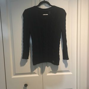 Abercrombie & Fitch women's navy sweater size S